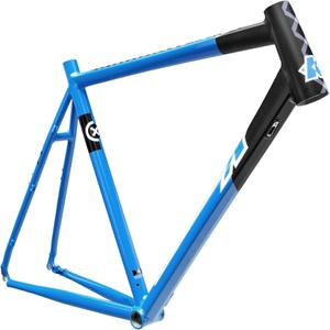 Kinesis CX Race Frame - Black/Blue