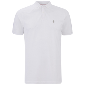 Luke 1977 Men's Billiam Polo Shirt - White