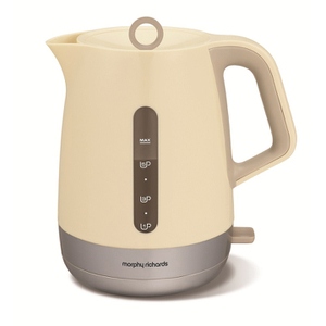 Morphy Richards 101207 Chroma Kettle - Cream