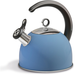 Morphy Richards 974753 Whistling Kettle - Cornflower Blue - 2.5L