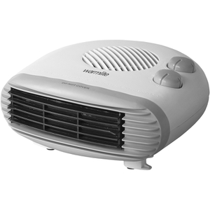 Warmlite WL44004 Flat Fan Heater - White - 2000W
