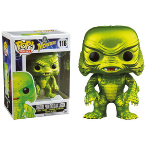 Universal Monsters Creature from the Black Lagoon Figurine Métallique Funko Pop!