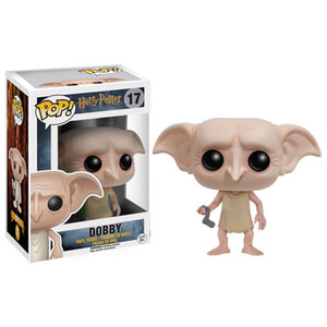 Harry Potter Dobby Pop Vinyl Figure Merchandise Zavvi