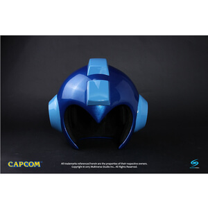 Multiverse Studio Megaman Wearable Helmet With LED 1/1 Scale