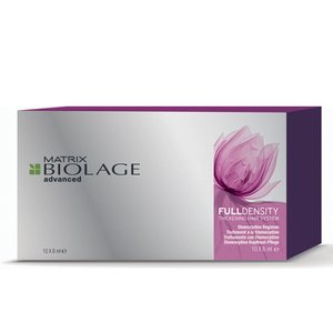 Matrix Biolage Full Density Stemoxydine Kit for Thinning Hair(10 x 6ml)