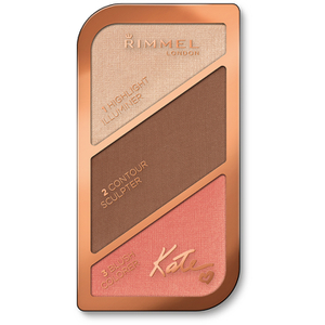 Rimmel Kate Sculpting Highlighter Palette (18,5 g) - 003