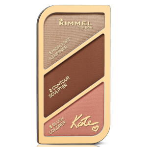 Палитра Rimmel Kate Sculpting Highlighter Palette (18,5 г) - 003