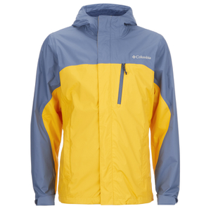 Columbia Men's Pouring Adventure Jacket - Stinger Steel