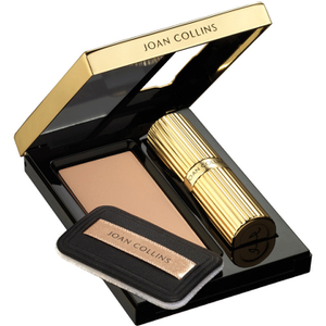 Joan Collins Compact Duo Lipstick & Powder - Sadie