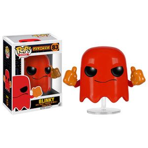 Pac-Man Blinky Pop! Vinyl Figure