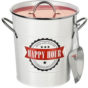 Parlane 'Happy Hour' Tin Ice Bucket from I Want One Of Those