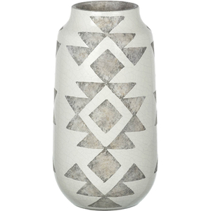 Parlane Lopez Ceramic Vase - Cream (300mm x 160mm)