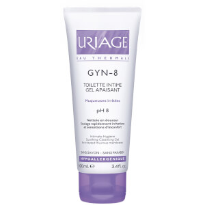 Uriage Gyn-Phy Intimate Hygiene Soothing Cleansing Gel (100 ml)