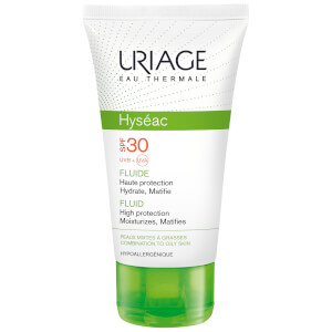 Uriage Hyséac High Protection Emulsion for Combination to Oily Skin SPF50+ 50ml
