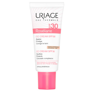 Crema CC Antienrojecimiento Uriage Roséliane FPS30 (40ml)