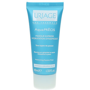 Masque Aquaprécis Express d'Uriage (40ml)