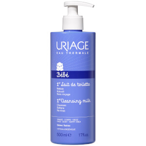 Uriage Lait de Toilette Gentle Cleansing Milk 500ml