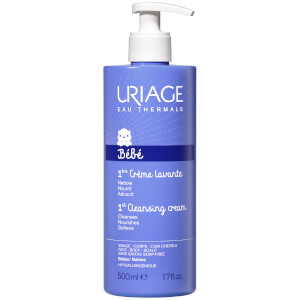 Uriage Soap Free Cleansing crema for viso, corpo and Scalp (500ml)