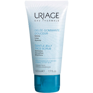 Exfoliante Facial Suave Uriage Jelly Face Scrub (50ml)