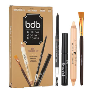 Conjunto Best Sellers da Billion Dollar Brows