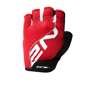 Nalini Red Mitts - Red