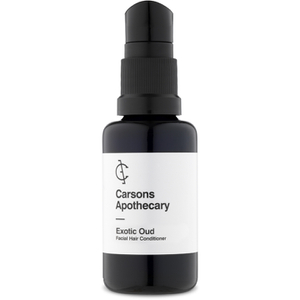 Carsons Apothecary Exotic Oud Beard Oil