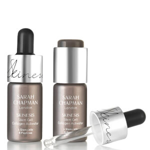 Serum Sarah Chapman Skinesis Stem Cell Collagen Duo zestaw serum kolagenowych