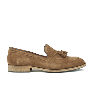 Selected Homme Men's Bolton Suede Loafers - Tan