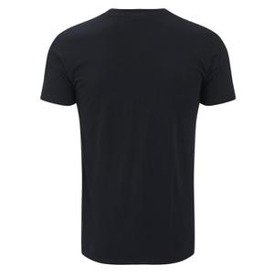 Marvel Comics Men's Core Logo T-Shirt - Black: Image 2