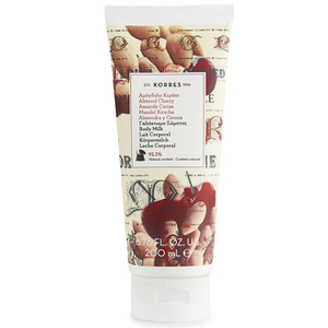 Body Milk de Almendra y Cereza de KORRES (200 ml)