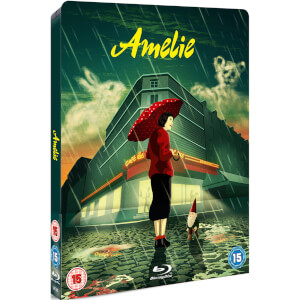 Amelie - Zavvi UK Exclusive Limited Edition Steelbook