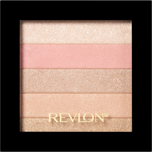 Revlon Highlighting Palette - Rose Glow - Palette de maquillage