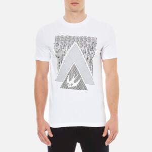 McQ Alexander McQueen Men's Crew T-Shirt - Optic White