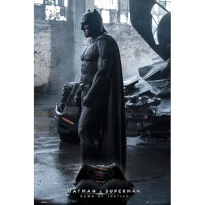 DC Comics Batman v Superman Dawn of Justice Batman - 24 x 36 Inches Maxi Poster
