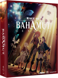 Rage of Bahamut - Collector's Edition