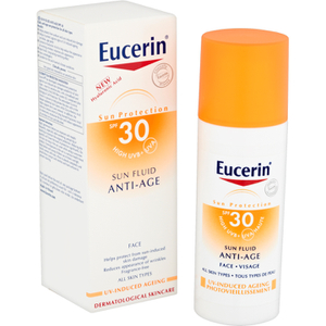 Eucerin ? Protection Solaire FacialeSun Fluid Face SPF 30 50ml