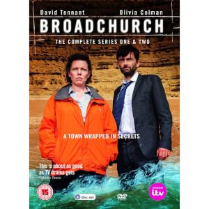 Broadchurch Series 1-2