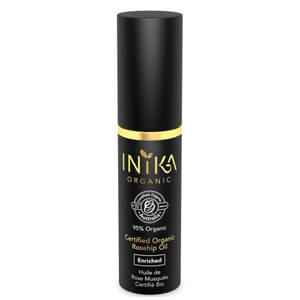 INIKA Certified Organic Enriched Rosehip Oil 15ml