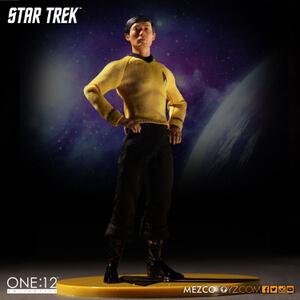 Mezco Star Trek Sulu 6 Inch Figure
