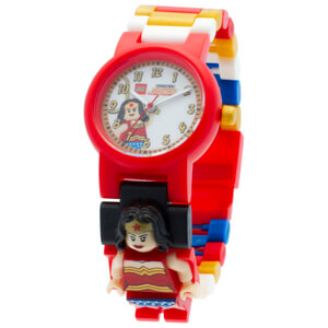 LEGO DC Comics : Montre Super Héros Wonder Woman