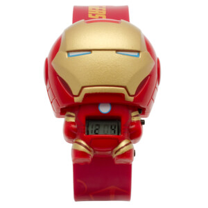 Montre Iron Man Marvel BulbBotz