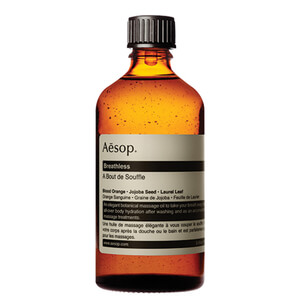 Aesop Breathless (Hydrating Body Treatment) 100ml: Image 1