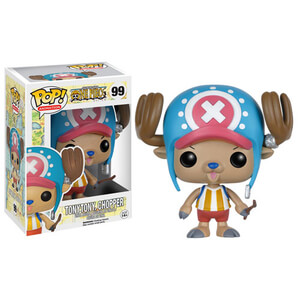 One Piece Tony Tony Chopper Figura Pop! Vinyl