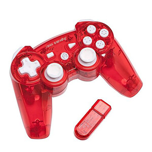 Rock Candy Wireless Playstation 3 Controller - Red