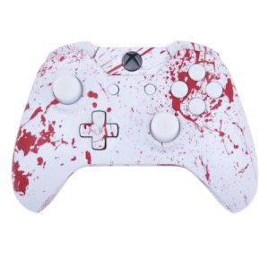 Xbox One Custom Controller - Blood Splatter