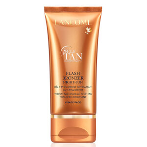 Lancôme Flash Bronzer Night Sun lotion auto-bronzante (50ml)