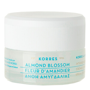 KORRES Almond Blossom Moisturising Cream for Dry to Very Dry Skin 40ml