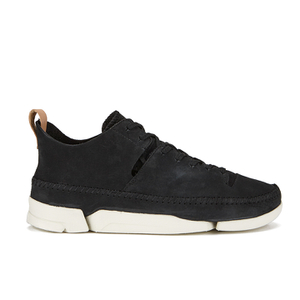 Clarks Originals Men's Trigenic Flex Shoes - Black