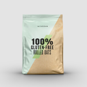 100% Glutenfreie Haferflocken