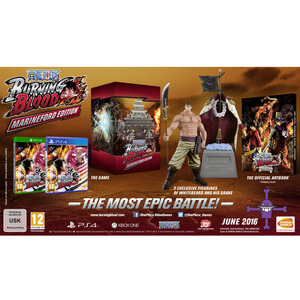 One Piece Burning Blood - Limited Collector's Edition